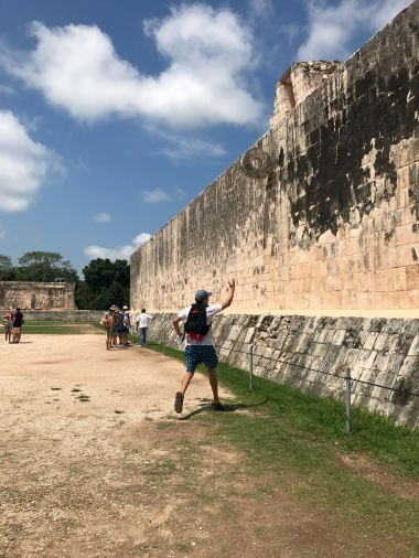 Mesoamerican Ball game expert
